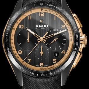 Đồng hồ Rado dây da ánh kim - R32503165