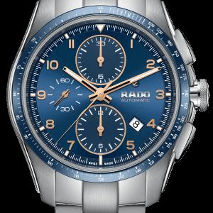 Đồng hồ Rado thép chống gỉ ánh kim - R32042203