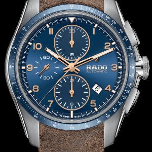Đồng hồ Rado dây da màu đất - R32042205